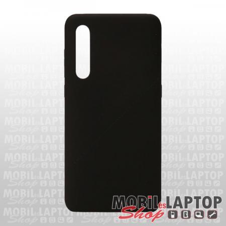 Szilikon tok Xiaomi Mi 9T / 9T Pro / Redmi K20 / K20 Pro ultravékony matt fekete