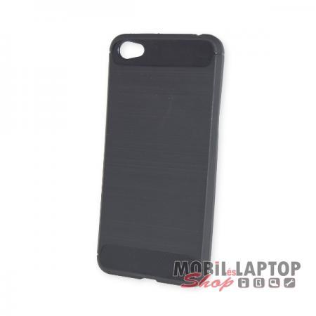 Szilikon tok Xiaomi Redmi Note 5A fekete karbon minta