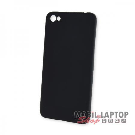 Szilikon tok Xiaomi Redmi Note 5A ultravékony matt fekete