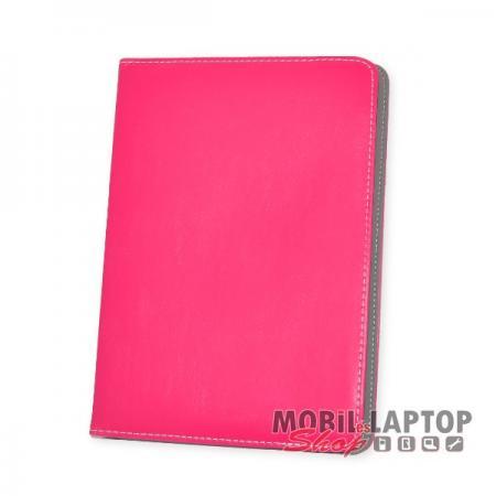 """Tok mappa tablet 10"""" univerzális rózsaszín/piros"""