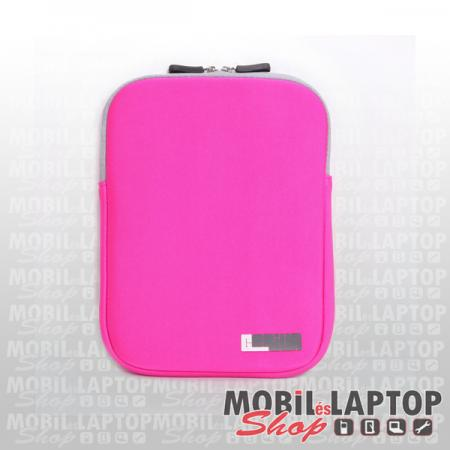 """Tok tablet univerzális cipzáros 7"""" Gerilla rózsaszín"""