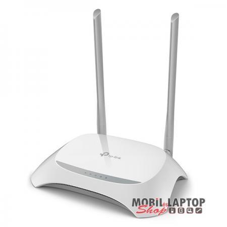 TP-Link TL-WR840N Vezeték nélküli 300Mbps Router