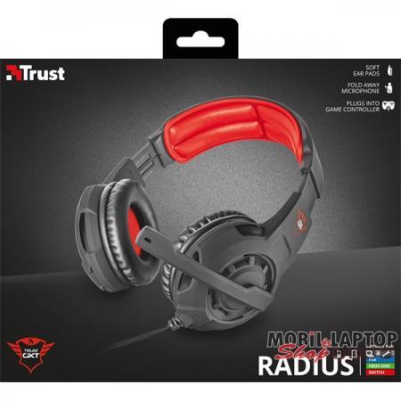 Trust GXT 310 Radius gamer headset