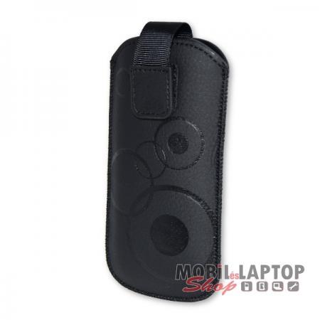 Univerzális tok kihúzható Nokia E52 méret fekete