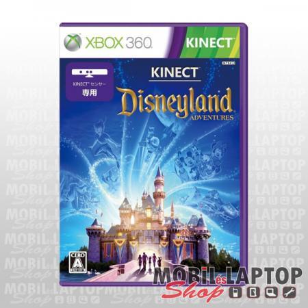 Xbox 360 Kinect Disneyland Adventures használt játék