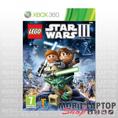 Xbox 360 LEGO Star Wars III The Clone Wars használt játék